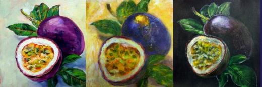 passionfruit x3